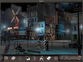 1 - Moulin Rouge - Francja, Paryż - Art of Murder: Klątwa Lalkarza - poradnik do gry