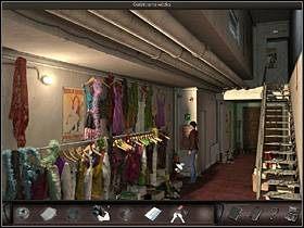 5 - Moulin Rouge - Francja, Paryż - Art of Murder: Klątwa Lalkarza - poradnik do gry