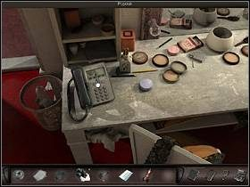 6 - Moulin Rouge - Francja, Paryż - Art of Murder: Klątwa Lalkarza - poradnik do gry