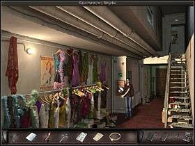 8 - Moulin Rouge - Francja, Paryż - Art of Murder: Klątwa Lalkarza - poradnik do gry