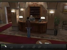 1 - Hotel #4 - Francja, Paryż - Art of Murder: Klątwa Lalkarza - poradnik do gry