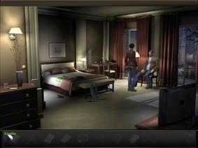 Po wejściu do samochodu okazuje się, że agentka ma w nim nieproszonego gościa, na szczęście po dotarciu do hotelu sprawa się wyjaśnia - Hotel #4 - Francja, Paryż - Art of Murder: Klątwa Lalkarza - poradnik do gry