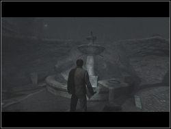 Droga przez krypty - Rose Heights Cemetary   Shepherds Glen - Silent Hill: Homecoming - poradnik do gry