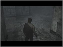 West Garden - Rose Heights Cemetary   Shepherds Glen - Silent Hill: Homecoming - poradnik do gry