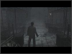 1 - Rose Heights Cemetary   Shepherds Glen - Silent Hill: Homecoming - poradnik do gry