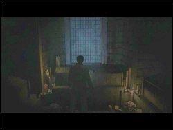Oto pozycja startowa - Powrót przez cmentarz | Shepherds Glen - Silent Hill: Homecoming - poradnik do gry