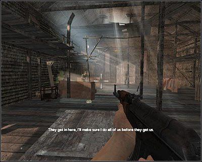 [#34] - Zadanie 4 - Misja 2 - Quarantine - ShellShock 2: Ścieżki krwi - poradnik do gry
