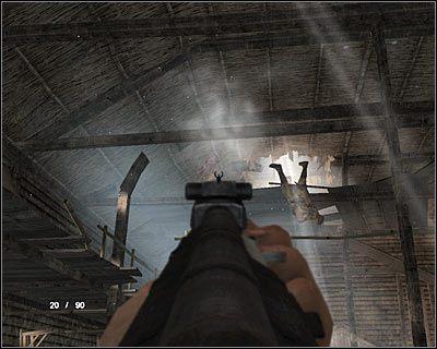 [#35] - Zadanie 4 - Misja 2 - Quarantine - ShellShock 2: Ścieżki krwi - poradnik do gry