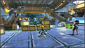 1 - Azoream Sea - Opis przejścia - Ratchet & Clank: Quest for Booty - poradnik do gry
