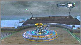 5 - Azoream Sea - Opis przejścia - Ratchet & Clank: Quest for Booty - poradnik do gry