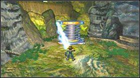 Wiatrak znajduję się zaraz na początku wyspy - Hoolefar Island (1) - Opis przejścia - Ratchet & Clank: Quest for Booty - poradnik do gry