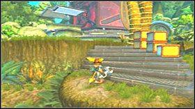 3 - Hoolefar Island (1) - Opis przejścia - Ratchet & Clank: Quest for Booty - poradnik do gry