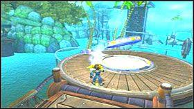 3 - Hoolefar Island (2) - Opis przejścia - Ratchet & Clank: Quest for Booty - poradnik do gry