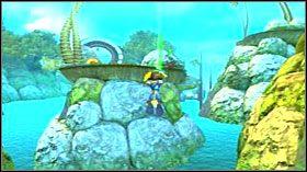 4 - Hoolefar Island (2) - Opis przejścia - Ratchet & Clank: Quest for Booty - poradnik do gry
