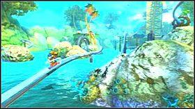 5 - Hoolefar Island (2) - Opis przejścia - Ratchet & Clank: Quest for Booty - poradnik do gry