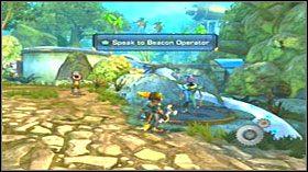 6 - Hoolefar Island (2) - Opis przejścia - Ratchet & Clank: Quest for Booty - poradnik do gry