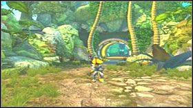 8 - Hoolefar Island (2) - Opis przejścia - Ratchet & Clank: Quest for Booty - poradnik do gry