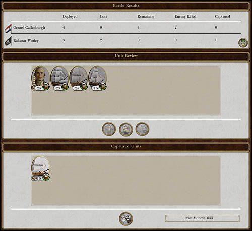 1 - Abordaże - Bitwy morskie - Empire: Total War - poradnik do gry