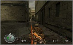 3 - [Opis przejścia] Brama Brandenburska - Sniper Elite: Berlin 1945 - poradnik do gry