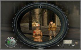 4 - [Opis przejścia] Brama Brandenburska - Sniper Elite: Berlin 1945 - poradnik do gry