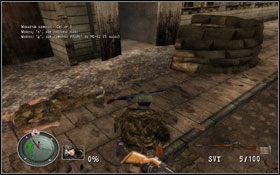 3 - [Opis przejścia] Zaginiony Kontakt - Sniper Elite: Berlin 1945 - poradnik do gry