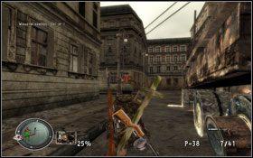 2 - [Opis przejścia] Spotkaj Kuriera - Sniper Elite: Berlin 1945 - poradnik do gry