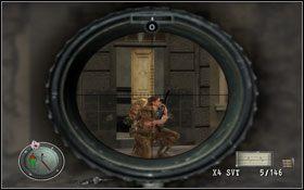 Zabieramy apteczkę , oraz amunicję do karabinu i ruszamy drogą na północ, a następnie na wschód - [Opis przejścia] Spotkaj Kuriera - Sniper Elite: Berlin 1945 - poradnik do gry