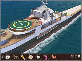 2 - Morze P�nocne - Rejs statkiem wycieczkowym Calypso (cz.3) - Tajne akta 2: Puritas Cordis - poradnik do gry