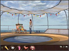 3 - Morze Północne - Rejs statkiem wycieczkowym Calypso (cz.3) - Tajne akta 2: Puritas Cordis - poradnik do gry