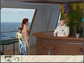 6 - Morze P�nocne - Rejs statkiem wycieczkowym Calypso (cz.3) - Tajne akta 2: Puritas Cordis - poradnik do gry