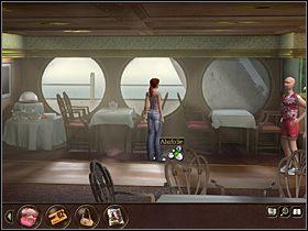 3 - Morze P�nocne - Rejs statkiem wycieczkowym Calypso (cz.4) - Tajne akta 2: Puritas Cordis - poradnik do gry