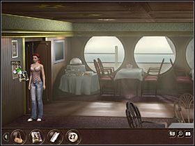 4 - Morze P�nocne - Rejs statkiem wycieczkowym Calypso (cz.4) - Tajne akta 2: Puritas Cordis - poradnik do gry