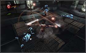 4 - A Frosty Reception (cz.2) - Rozdzia� 1 Origins - X-Men Origins: Wolverine - poradnik do gry