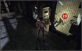 Na drug� stron� przedostaniesz si� skacz�c na �o�nierza - A Frosty Reception (cz.2) - Rozdzia� 1 Origins - X-Men Origins: Wolverine - poradnik do gry