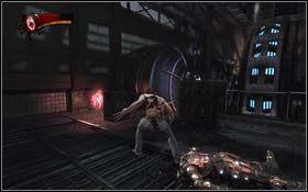5 - The Escape - Rozdział 1 Origins - X-Men Origins: Wolverine - poradnik do gry