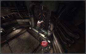 Zabierz z korytarza nie�miertelnik i otw�rz drzwi na ko�cu korytarza - The Escape - Rozdzia� 1 Origins - X-Men Origins: Wolverine - poradnik do gry