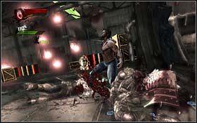 Otwórz siłą drzwi prowadzące z powrotem do garażu - The Escape - Rozdział 1 Origins - X-Men Origins: Wolverine - poradnik do gry