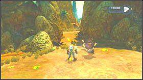 1 - Gelatonium Plant, Plantet Cobalia - Opis przejścia - Ratchet & Clank: Tools of Destruction - poradnik do gry