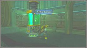 3 - Gelatonium Plant, Plantet Cobalia - Opis przejścia - Ratchet & Clank: Tools of Destruction - poradnik do gry