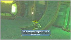 4 - Gelatonium Plant, Plantet Cobalia - Opis przejścia - Ratchet & Clank: Tools of Destruction - poradnik do gry