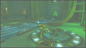 5 - Gelatonium Plant, Plantet Cobalia - Opis przejścia - Ratchet & Clank: Tools of Destruction - poradnik do gry