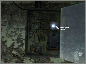Po raz kolejny majstrujemy przy skrzynce z elektrycznością - Rozdział III - Paloma (cz.1) - Opis Przejścia - Still Life 2 - poradnik do gry