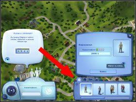 070 - Wprowadzenie rodziny - Dom Sima - The Sims 3 - poradnik do gry