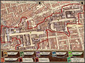 Jako Watson podejdź do biurka po lewej (tego, na którym Holmes zazwyczaj przeprowadza swoje badania) i obejrzyj resztki zielonego słoika zabranego ze schodów Finleya - [Opis przejścia] Whitechapel, 11 września 1888 - Sherlock Holmes kontra Kuba Rozpruwacz - poradnik do gry