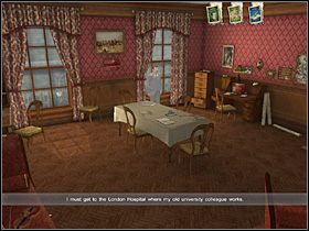 3 - [Opis przejścia] Baker Street, 12 września 1888 (cz.1) - Sherlock Holmes kontra Kuba Rozpruwacz - poradnik do gry