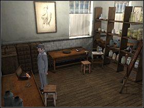 1 - [Opis przejścia] London Hospital, 12 września 1888 - Sherlock Holmes kontra Kuba Rozpruwacz - poradnik do gry