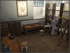 3 - [Opis przejścia] London Hospital, 12 września 1888 - Sherlock Holmes kontra Kuba Rozpruwacz - poradnik do gry