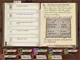 Pojawi się plansza z zagadką - [Opis przejścia] London Hospital, 12 września 1888 - Sherlock Holmes kontra Kuba Rozpruwacz - poradnik do gry