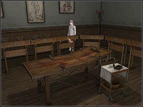 4 - [Opis przejścia] London Hospital, 12 września 1888 - Sherlock Holmes kontra Kuba Rozpruwacz - poradnik do gry