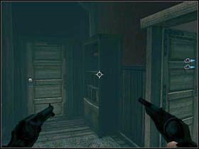 Pierwszy sekret znajduje się na regale, na piętrze w płonącej spelunie, obok wejścia do otwartego pokoju - Sekrety - Rozdział III - Call of Juarez: Więzy Krwi - poradnik do gry